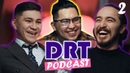 Расул и Mofashi: Творчество в моде, Искусственный интеллект, Развитие духовности (DRT Podcast 2)