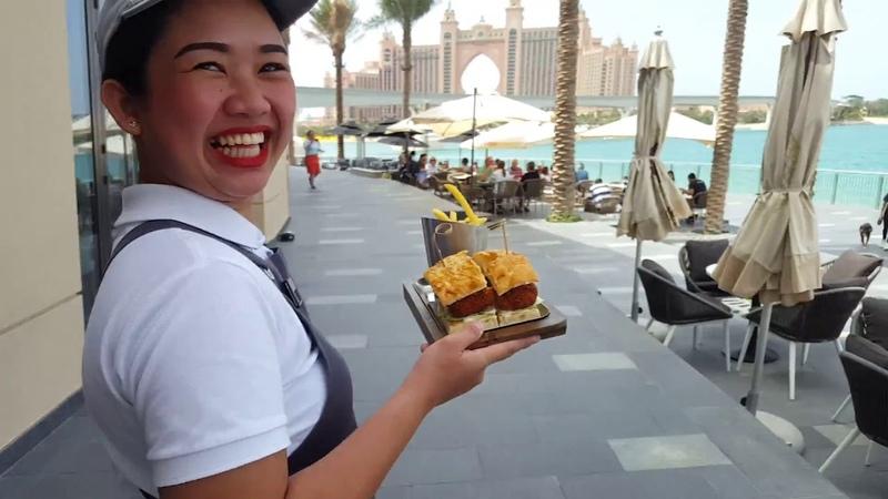 Best new place in Dubai La Pointe @Palm Jumeirah Самое Клевое Место в Дубае на Пальме
