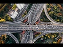 Roads in USA vs Europe China and Russia