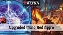 NEW IMPROVED!! Mono Red Aggro Updated | MTG Arena | Deck Of The Day