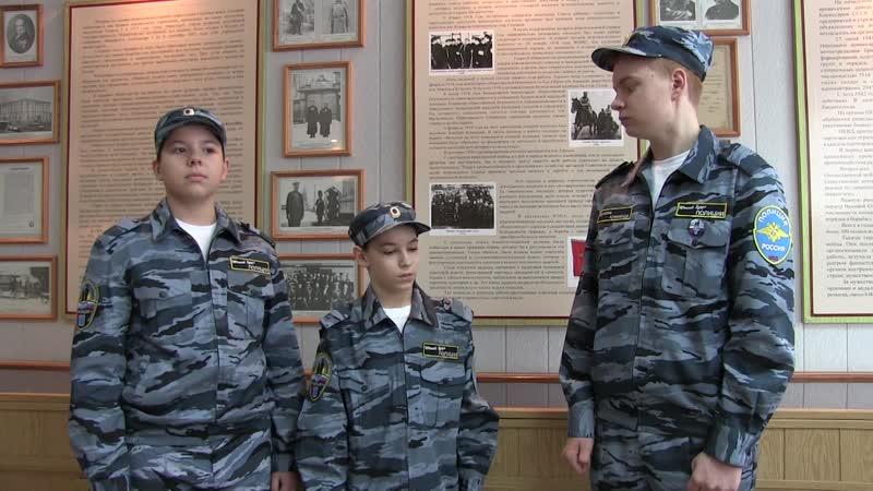 Коршунов Егор и Моисейкин Иван