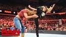 Trish Stratus Lita pummel Alexa Bliss Mickie James: Raw, Oct. 8, 2018