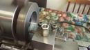 Часть 1. Изготовление переходной планшайбы под патрон 125 мм на шпиндель 100мм для Корвет-401