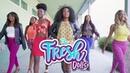 Рекламный ролик Fresh Dolls
