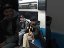 Алматы метро, уличные музыканты