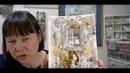 Страничка открытка в винтажном стиле видео урок Натальи Филатовой по микс медиа