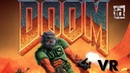 Doom VR with 3D tracked motion controllers and haptic feedback