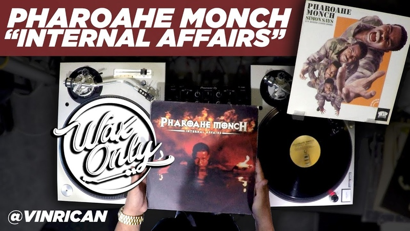 Discover Samples Used On Pharoahe Monch's Internal Affairs
