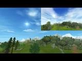 Star Stable Online: Сравнение ландшафта после обновелния / Quick comparison of landscape changes