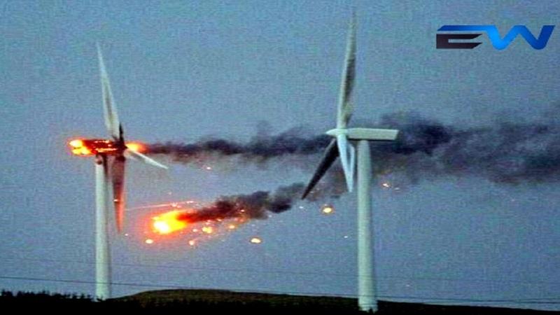 5 Wind Turbines which Failed (Enviromental friendly)