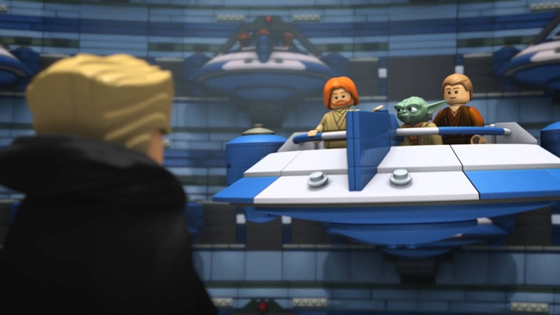 The Yoda Chronicles - LEGO Star Wars - Episode 3 Trailer