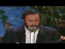 Luciano Pavarotti - Ave Maria - Los Angeles. Лучано Паваротти- Аве Мария-Лос-Анджелес
