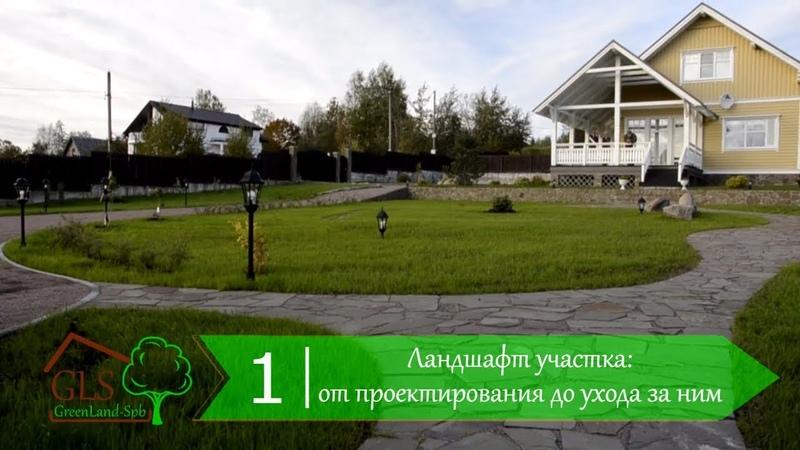 Ландшафтный дизайн Вашего участка Благоустройство придомовой территории с нуля
