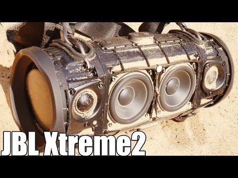 JBL Xtreme 2 ПОПАЛА В РУКИ l ПЕРВЫЕ ИСПЫТАНИЯ И ОБЗОР