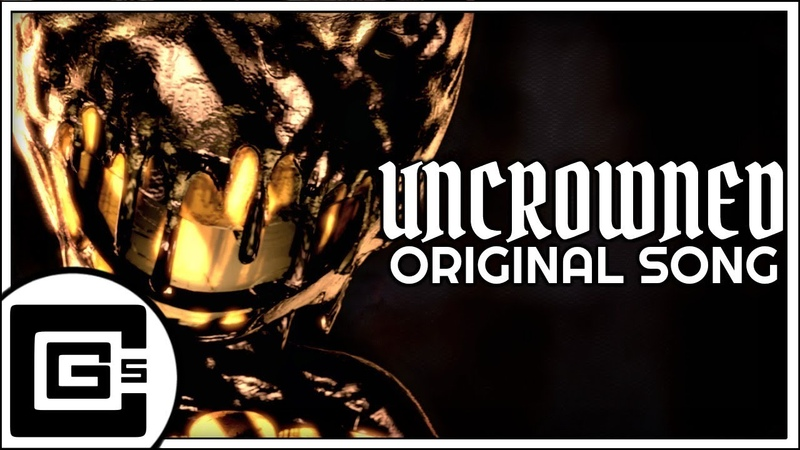 BENDY AND THE INK MACHINE SONG ▶ Uncrowned [SFM] (ft. SquigglyDigg, Chi-Chi, DHeusta) | CG5