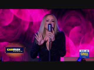 Mariah Carey - With You (Good Morning America 2018)