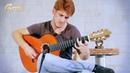 Guitarra Flamenca Francisco Bros Mod. Solea de Palosanto . Al toque de JOSE EL PELIRROJO.