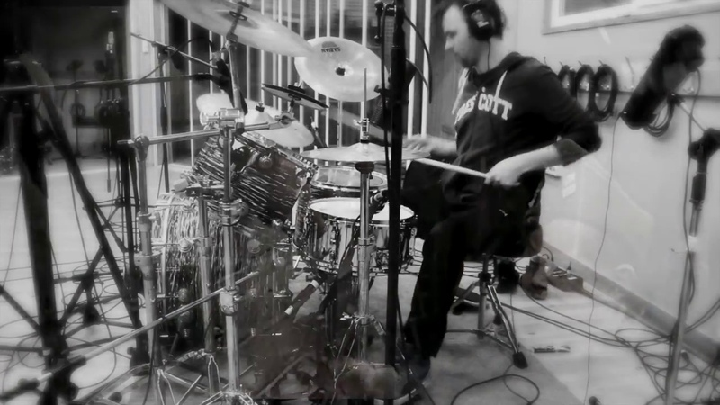 Jambi Создатель Drum Tracking at Dobrolet Studio