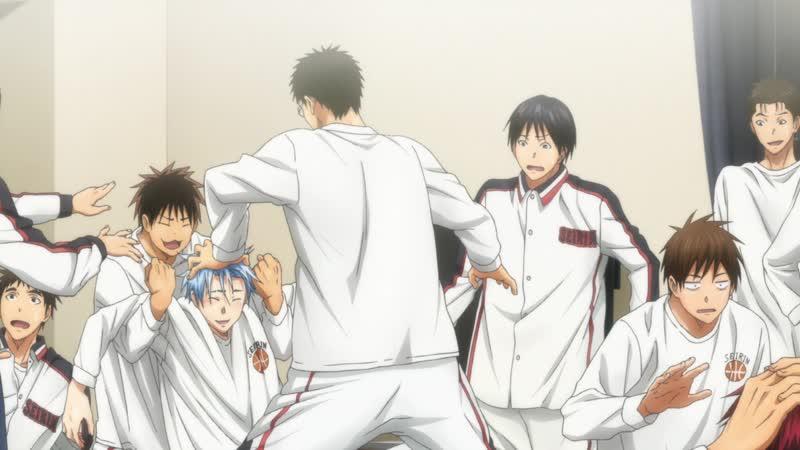 [AnimeOpend] Kuroko no Basuke (TV-3) 3 ED | Ending v.4 (NC) / Баскетбол Куроко (ТВ-3) 3 Эндинг (1080p HD)