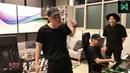 MONSTA X (몬스타엑스) [릴레이방송 7/7] 180612 - '주헌'의 허니잼 꿀잼, Jooheon forgot his own Kang Baekho Rap 🐝😂