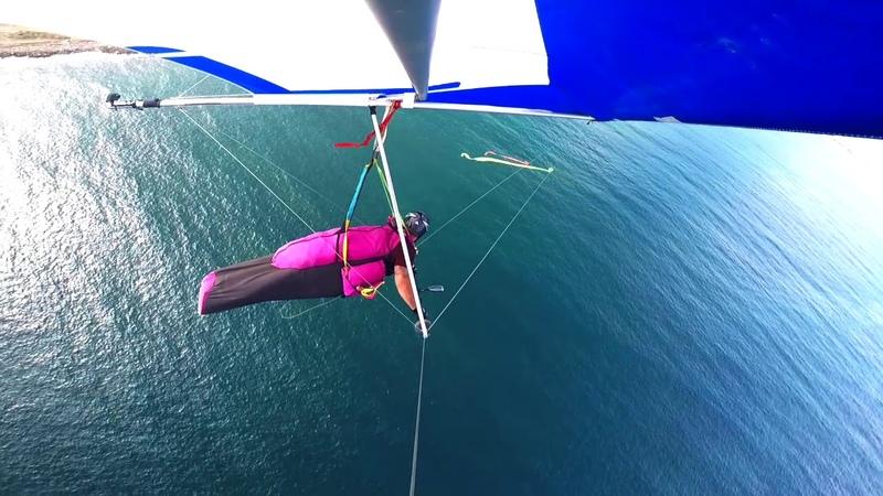 Hang Gliding Caracas Venezuela - Johander Navas