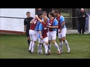 Warren Byrne scores superb volley against Tow Law Town