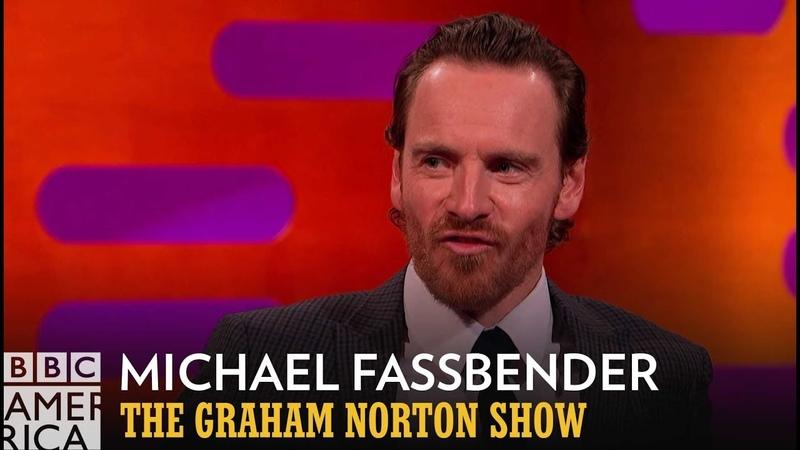 Michael Fassbender 'Sings' 80s TV Show Themes | The Graham Norton Show | BBC America