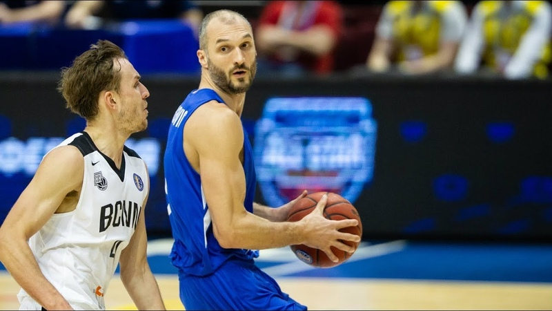 Marko Simonovic Highlights 16 Pts vs Nizhny Novgorod 13.01.2019