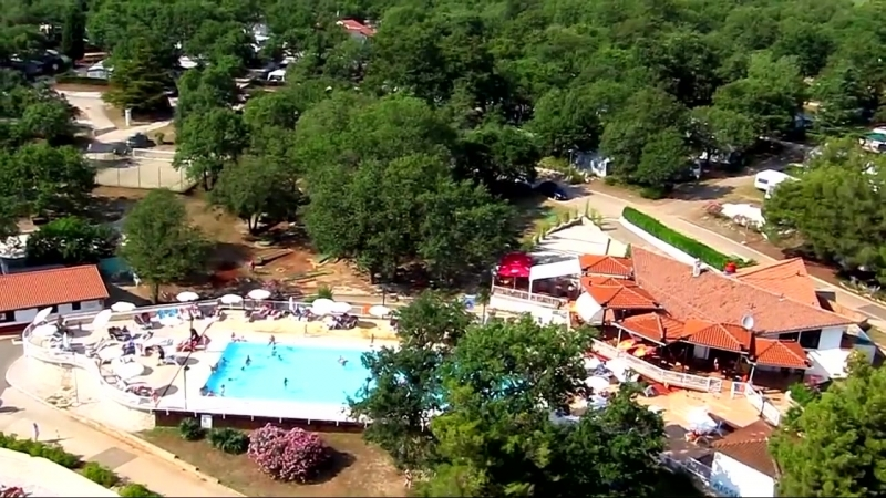Naturist Resort Solaris- Campsite Apartments Rooms- Poreč, Croatia