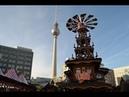360video: Weihnachtsmarkt auf dem Alexanderplatz, Berlin (2016) - рождественский базар, Александерплац, Берлин, Бавария