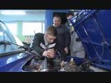Андрей Крышталёв и Владислав Егоров представили ВТАЛК на областном конкурсе профмастерства