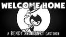 WELCOME HOME: A BATIM Animated Musical [SquigglyDigg Gabe Castro]