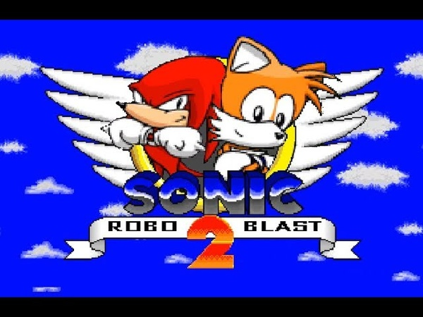 Sonic Robo Blast 2 (PC) - Tails, Knuckles and Sonic & Tails gameplay