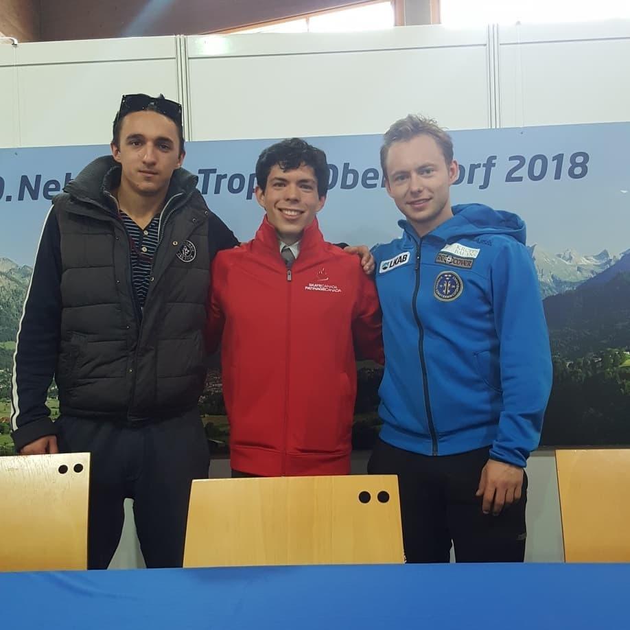Challenger (6) - Nebelhorn Trophy. 26 - 29 Sep 2018 Oberstdorf / GER - Страница 12 GPjOYVMD4Y0