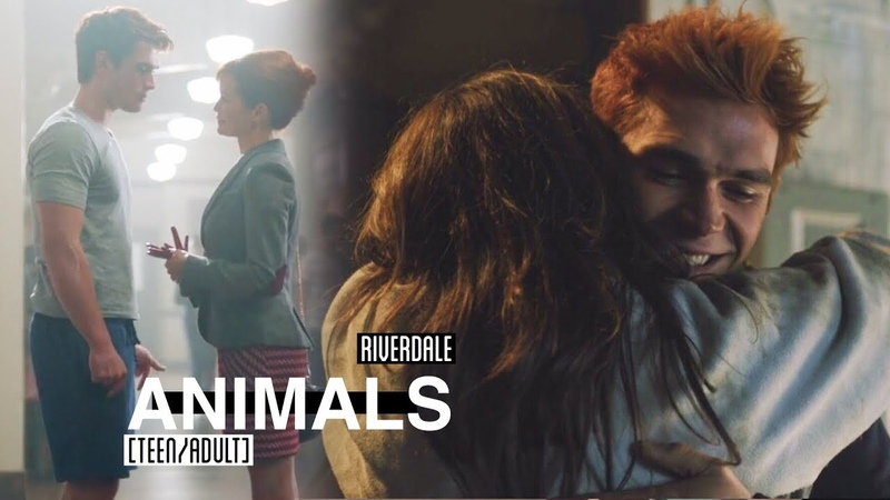 Riverdale | animals [teen/adult]