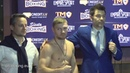 Fighting Elite Mairis Briedis Latvia vs Daniel Venter South Africa Weighing