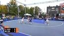 FIBA 3x3 Women U18 Europe Cup 2018 Qualifiers Belarus VS Israel Szolnok Hungary 04 08 2018