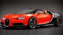 Bugatti Chiron Roadster 2016 first look