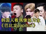 《偶像練習生-papillon巴比龍》韓國人的反應如何?【朴鸣】