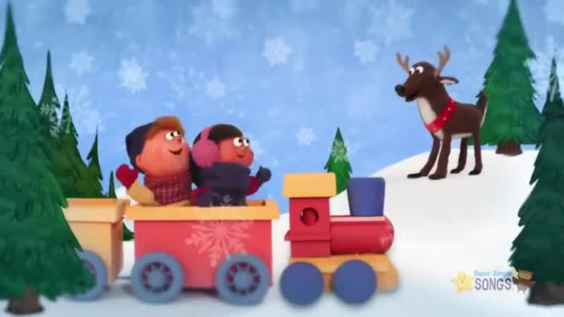 Goodbye, Snowman _ Christmas Song for Kids _ Super Simple Songs