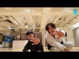 Super Junior D&ampE 'BOUT YOU Dance Practice because we love kings of charity