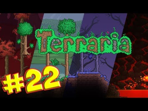 СОЛНЕЧНОЕ ЗАТМЕНИЕ ► Terraria прохождение 22