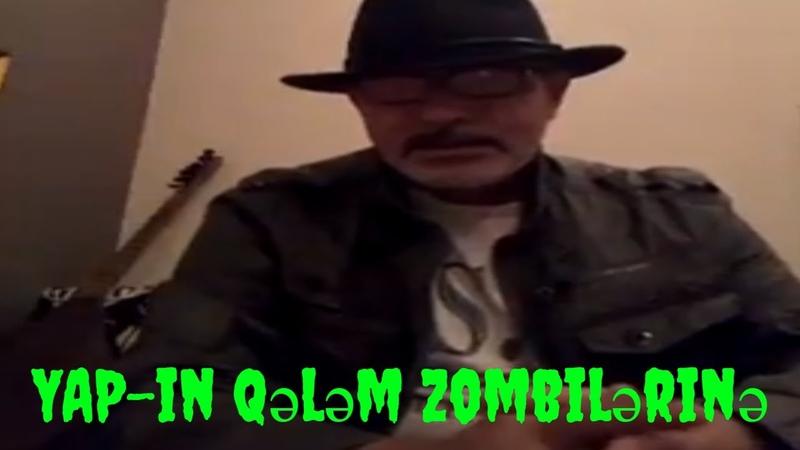 YAP-ın qələm zombilərinə (Mirzə Sakit)