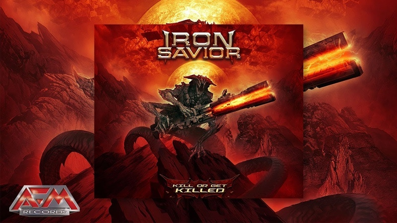 IRON SAVIOR - Eternal Quest (2019) Official Audio Video AFM Records