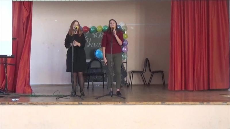 Силаева Екатерина и Стороженко Софья- Салют Вера