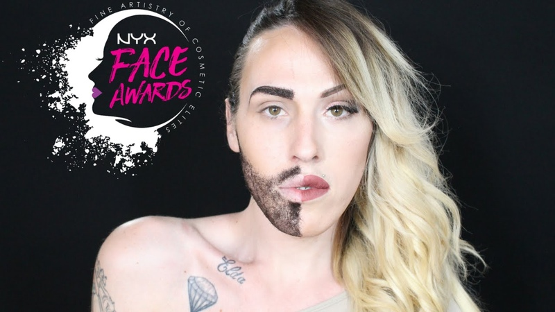 NYX ITALIA FACE AWARDS 2016| PROUD TO BE YOURSELF