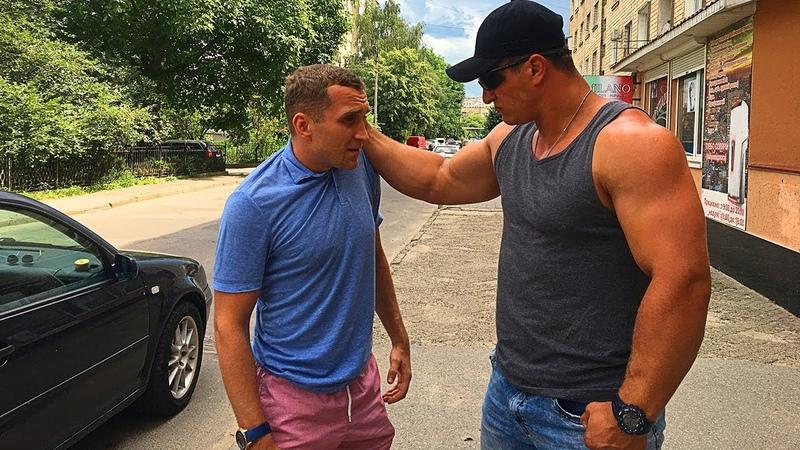 Как вырубить отморозка боксера если он сильней Советы инструктора спецназа