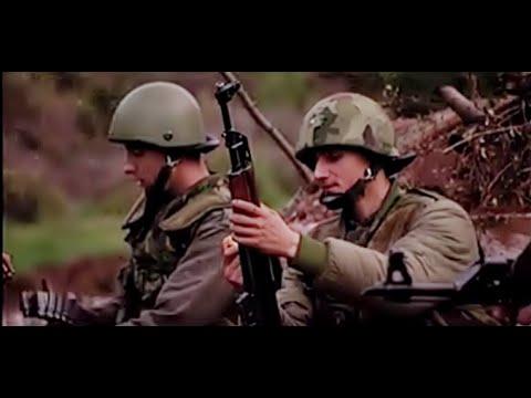Боснийская война - Сараево Сербские бойцы