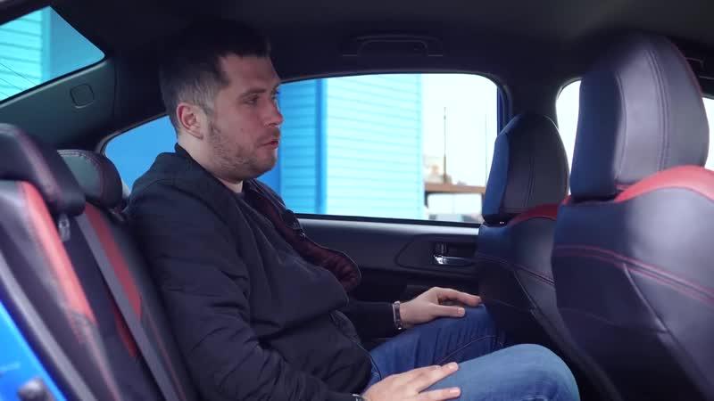 Это не Subaru Impreza!)Тест-драйв.Anton Avtoman