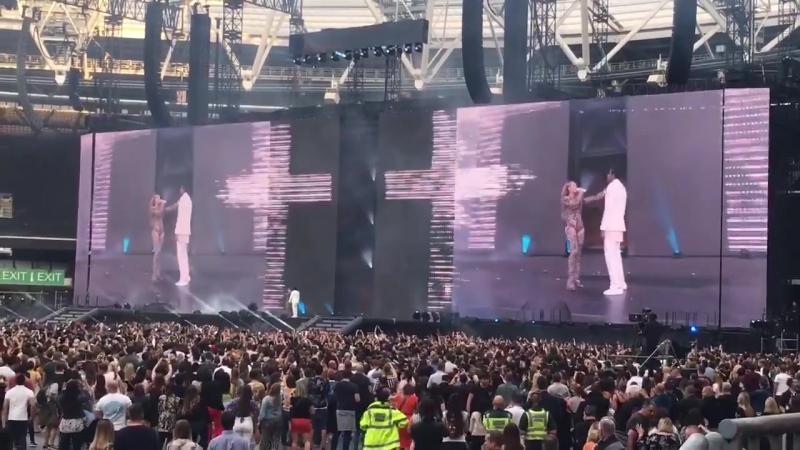 Holy Grail - Live In London OTR II